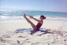 Yoga and Pilates / Healthy fun fitness ...