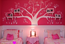 Girl bedroom / by That Cute Little Cake