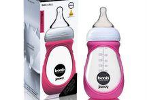 Baby glass bottles