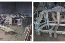 proses pengerjaan furniture