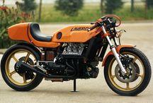 Classic italian bikes