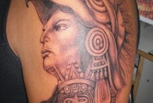 Tattoos / by Arselia Aguirre