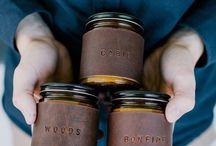 Inspirations DIY Autour du cuir / Inspirations créatives et techniques autour d'un matériau brut et Nature, le cuir.