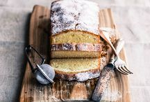 Food / Food that makes me want to bake and cook