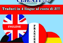 traduzioni edaltriservizi / your translated website