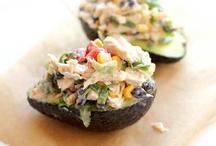 Lunch: Salads