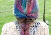 Trensas + trensas + pelo muy lindo