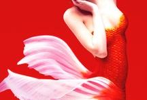 Fish/mermaid fashion