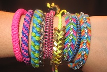 Bracelet / DIY bracelet tutorials and inspiration / by Susan Fohr