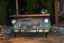 Car furniture ideas