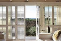 Shutters okiennice wewnetrzne