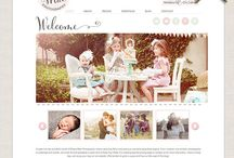 Website design / by Rebecca Themeras
