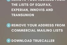 unwanted mail removal