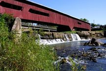 COVERED BRIDGES / by Sherry Markle