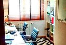 Estudios · Workspaces · Offices