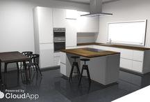 Veronika: Kuchyně návrhy