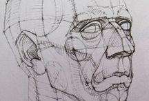 Anatomy 4 drawing