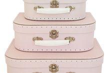 Alimrose Suitcase Sets