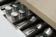 Kuchyňa - výbava, úložný systém