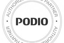 Podio - CRM and Project Management / As an Authorised Podiio Partner, its good to share anything Podio here...