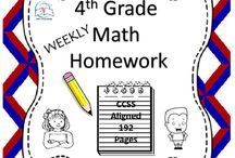 4th Grade Math Homework - 4th Grade Spiral Math Review Worksheets / 4th Grade Math Homework - 4th Grade Spiral Math Review Worksheets. Are you searching for 4th grade math homework for the entire year? Giving students this 4th grade homework resource that involves drill and practice will reinforce the skills they've been taught in class.