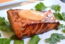 Food- Scrumptious Seafood