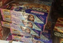 Frozen themed craziness / Weird and wonderful things that are Frozen themed/