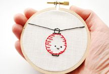 Embroidery / by Bailey Kung