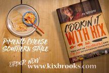 COOKBOOK: Cookin' It with Kix / Recipes from Kix's cookbook COOKIN' IT WITH KIX