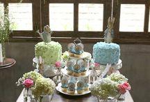 bolo e torta