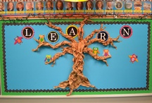 Class Room Decorating  / by Patricia Mallory Roanoke