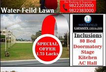 Water field lawn at Meuse Jupiter nashik.