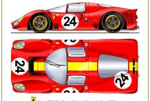 disegni auto