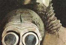"Sumer-Sumerians-Mesopotamia-Iraq The Igigi ""the watchers"""