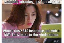 k-pop and k-drama
