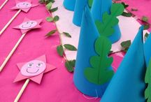 ben and holly party ideas