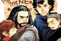Herr der Ringe / Hobbit