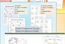 Teaching Things- Math / by Kirstin Pullen