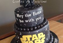 Stars Wars Birthday Party