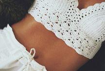 crochet bralettes
