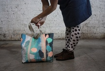 Harvest Textiles Bags and Accessories / Our bags are handprinted and sewn at our beautiful print studio called Harvest Workroom in East Brunswick, Melbourne, Australia. Visit www.harvesttextiles.com.au for more details