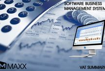 Vat Summary / VAT Summary is used to display the summary of all the tax details paid. MAXX... http://maxxerp.blogspot.in/2013/09/maxx-software-system-for-business.html