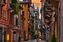 Streets Around the World / by Kunal