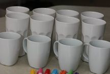 Paint-a-Mug Program / by Burlington Public Library (WA)