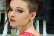 Short Asymmetrical Haircuts for Square Faces 2015