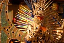 Carnaval in Spain / Carnaval in Aguilas, Spain March 2012