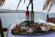 Greek lifestyle. / Sea, mediterranean kitchen and more...