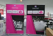 CPU London 2016 / FWD Motion designed, printed, delivered and installed the campaign components for the Check Point University Roadshows, culminating in the London event at Kings Place Gallery. From EDMs, landing pages, signage, roller banners and branding through to large format printing, construction, delivery and event dressing - the full package!