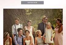 Dream Wedding / My Dream Wedding Contest for David's Bridal.