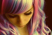 Hair Color Idea's / Beautiful hair color ideas.
